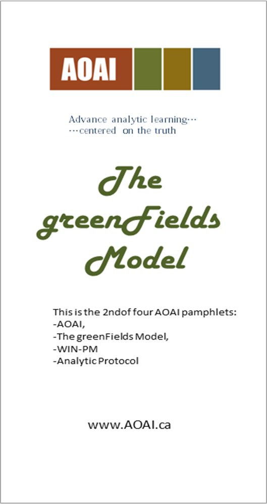 The greenfield's model brochure